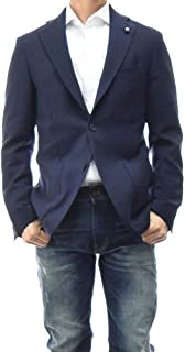 [LARDINI(ラルディーニ)] シングル2Bジャケット 40101AQ ILA53534 メンズ [並行輸入品]