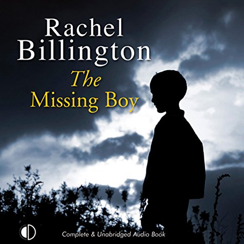 The Missing Boy cover art