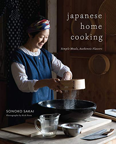 Japanese Home Cooking: Simple Meals, Authentic Flavors (Persimmon Block)