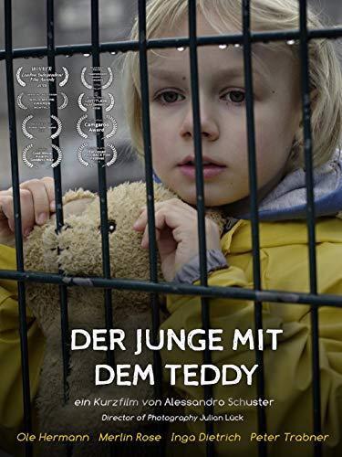 Der Junge mit dem Teddy