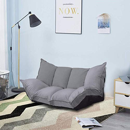 JERRY & MAGGIE - Lazy Sofa Cute Futons Sets Comfortable...