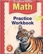 Houghton Mifflin Math: Practice Book Grade 2