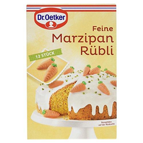 Dr. Oetker Feine Marzipan Rübli, 42g
