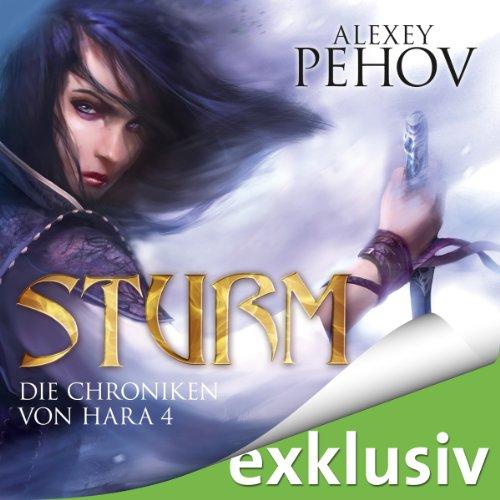 Sturm (Die Chroniken von Hara 4) Titelbild