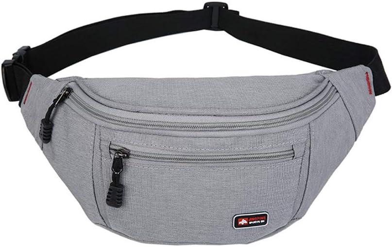Yeefay Fanny Pack Waist Bag Men and Women Large Capacity Hip Belt Bum Bag for Sport Hiking Cycling Running Walking