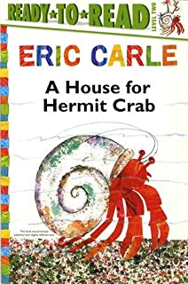 A House for Hermit Crab (The World of Eric Carle: Ready-to-Read, Level 2)