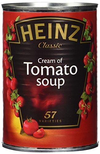 Heinz Tomato Soup, Dose, 6er Pack (6 x 400 g)