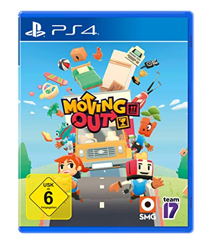 Moving Out - [PlayStation 4]