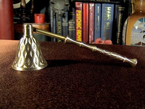 Max 41% OFF Brass Renaissance candle Max 77% OFF snuffer Original Version