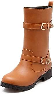 BalaMasa Womens ABS13878 Pu Boots