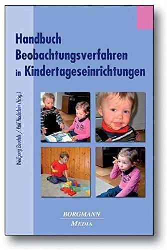 Handbuch Beobachtungsverfahren in Kindertageseinrichtungen