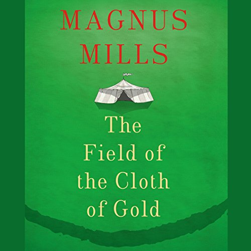 The Field of the Cloth of Gold audiobook cover art