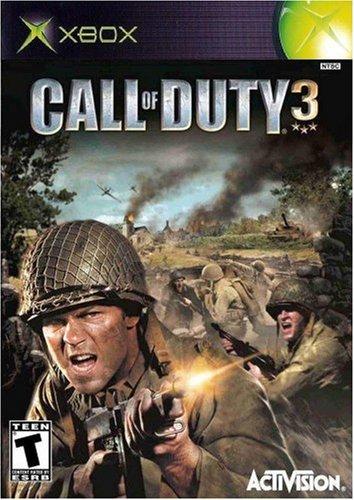 Call Ranking TOP18 of Duty 3 - Xbox Nippon regular agency
