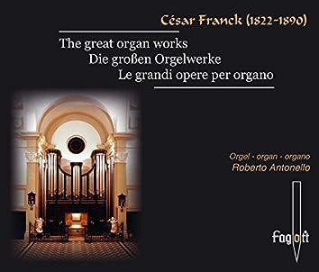Franck: The Great Organ Works