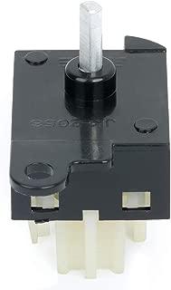 cciyu HVAC Heater Blower Motor Control Switch Heating and Air Conditioning Blower Motor Control Switch Control Module fit for 1992-1997 Ford Aerostar /04-14 Ford E-150/2004-2005 Ford E-150 Club Wagon