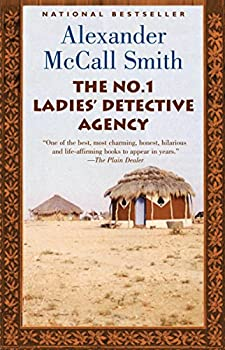Paperback The No. 1 Ladies' Detective Agency Book