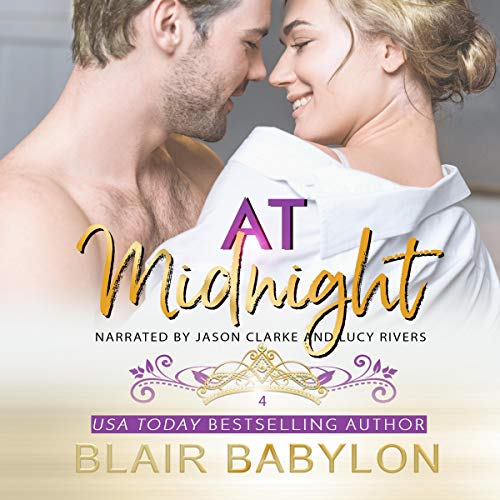 At Midnight Audiobook By Blair Babylon cover art