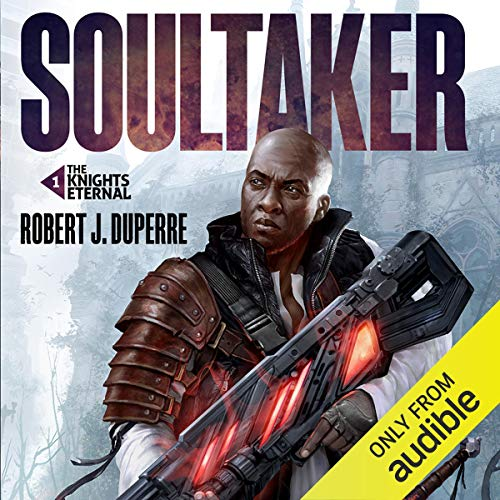 Soultaker cover art
