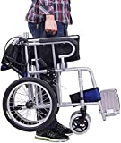 Piezas mecánicas Silla de ruedas portátil plegable para silla de ruedas de...