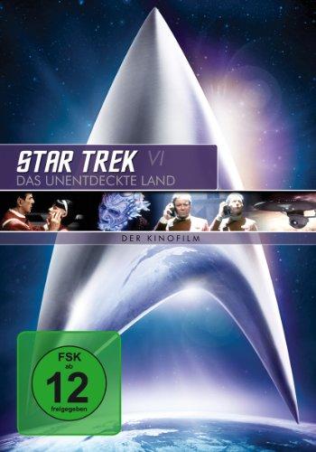 Star Trek 06 - Das unentdeckte Land (Original-Kinoversion)