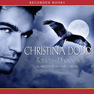 Touch of Darkness audiobook cover art