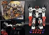 SDCC 2013 Hasbro Exclusive Transformers Titan Class Metroplex by Bizarro Toys