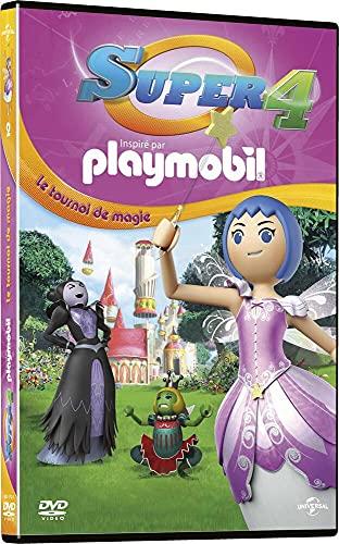 Playmobil Super 4, Vol. 2 : Le Tournoi De Magie [Edizione: Francia]