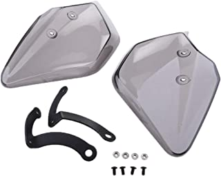 Nylon Plastic 20 Ajboy Prot/ège-Mains Coupe-Vent pour Yamaha TDM 850//900 WR450F XJR 1300 YZ250F 16.5 13.6 cm