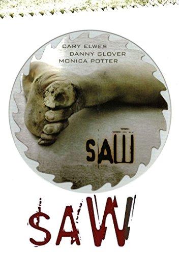 Poster Saw Movie 70 X 45 cm