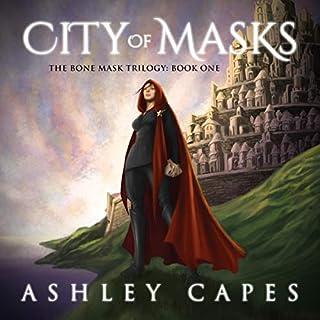 City of Masks cover art