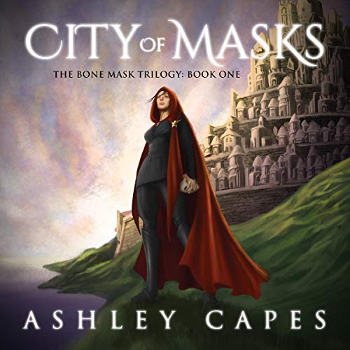City of Masks  By  cover art