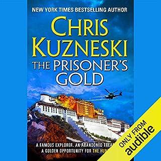 The Prisoner's Gold audiobook cover art
