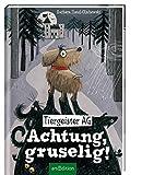 Tiergeister AG - Achtung, gruselig! (Tiergeister AG 1): Ausgezeichnet mit dem Leipziger Lesekompass