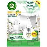 Air Wick Eléctrico Aparato y recambio de ambientador automático eléctrico, esencia para casa con aroma a White Bouquet - 1 Aparato y 1 Recambio