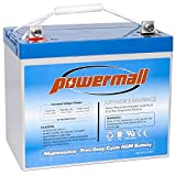 Weize 12V 75AH Deep Cycle Battery...