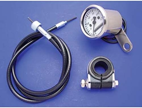 V-Twin Challenge the lowest price 39-0435 - Mini 48mm Ranking TOP1 Speedometer 2:1 with Ratio