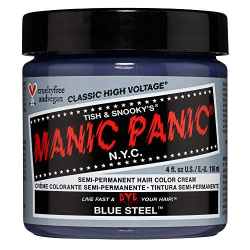 Manic Panic-Haartönung, Farbe: Cotton Candy Pink, Hot Pink