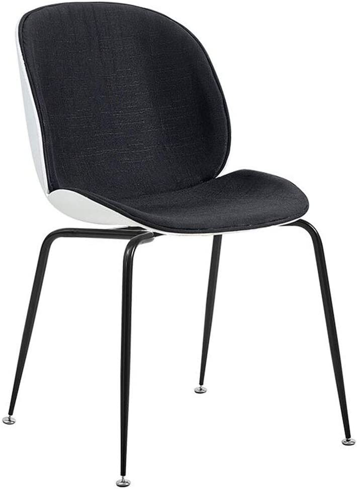 Dall Dining Chair Metal San Antonio Mall 35% OFF Legs Office Recepti Table Backrest
