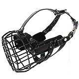 Dingo Gear, cestino in metallo gommato K9 per cani Rottweiler Cane Professionale Comodi Universale per lunghe passeggiate S03045