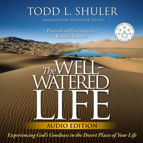 The Well-Watered Life audiobook cover art