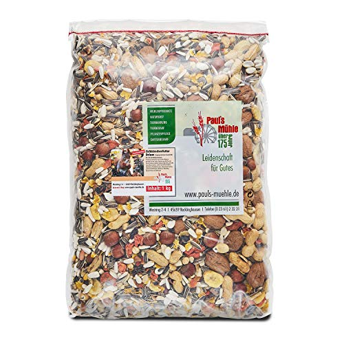 Paul´s Mühle Eichhörnchenfutter Deluxe 1 kg