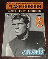 Flash Gordon - 3 Episodes [DVD]