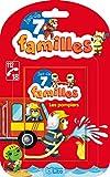 Jeu de 7 familles: Les pompiers - Dès 5 ans