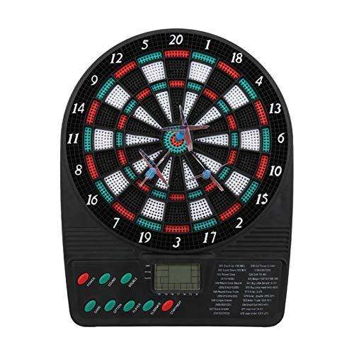 SXGKYY Elektronische Dartscheibe Dart Game Set Display Automatische Scoring Dart Platte Zähltafel Büro-Party