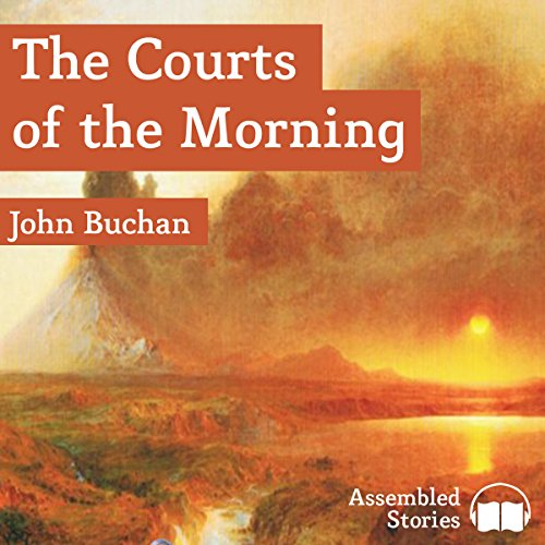 The Courts of the Morning audiobook cover art