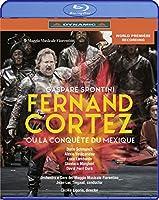 スポンティーニ:歌劇《フェルナンド・コルテス》[Blu-ray Disc]