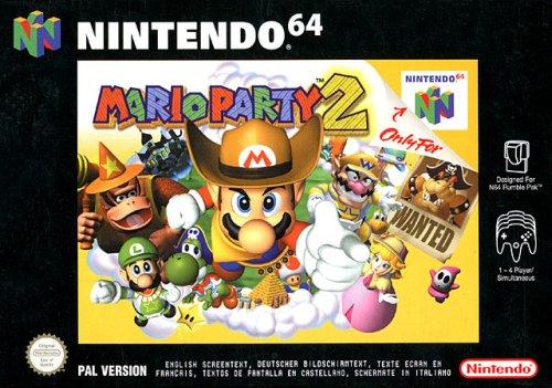 N64 - Mario Party 2