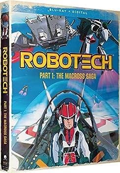 Best robotech blu ray Reviews