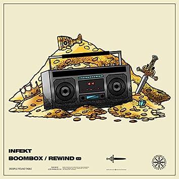 Boombox / Rewind