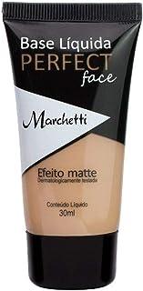 Marchetti Base Líquida Perfect Face 08, Bege